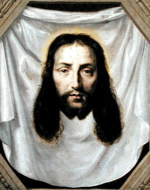 Philippe de Champaigne - The Shroud of St. Veronica