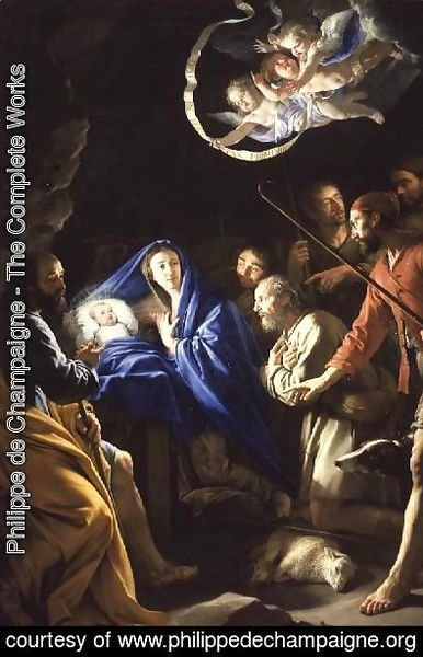 The Adoration of the Shepherds, c.1648