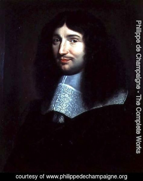 Portrait of a Man, Presumed to be Jean Baptiste Colbert (1619-83)