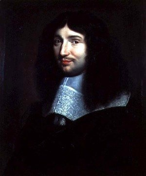 Philippe de Champaigne - Portrait of a Man, Presumed to be Jean Baptiste Colbert (1619-83)