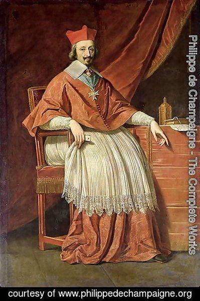 1a32a8938828 Philippe de Champaigne - The Complete Works - Cardinal Richelieu ...