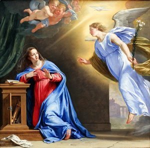 The Annunciation 2